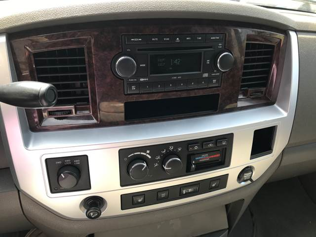 2008 Dodge Ram Pickup 1500 Laramie 4dr Quad Cab 4WD SB - Jackson MO