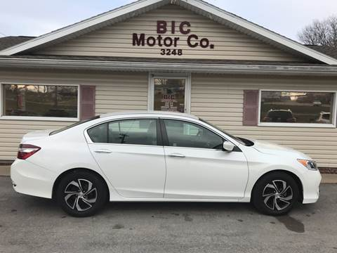 2017 Honda Accord for sale in Jackson, MO