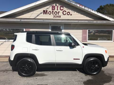 2018 Jeep Renegade for sale in Jackson, MO