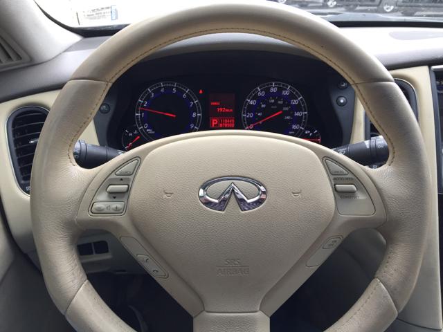 2008 Infiniti EX35 AWD 4dr Crossover - Jackson MO