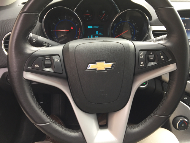 2016 Chevrolet Cruze Limited LTZ Auto 4dr Sedan w/1SJ - Jackson MO