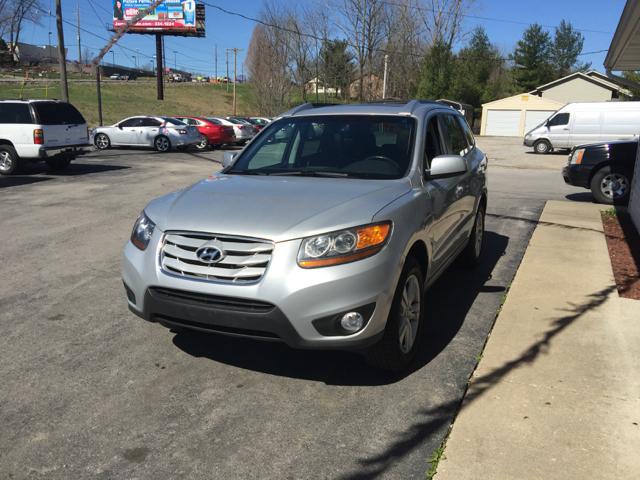 2011 Hyundai Santa Fe AWD Limited 4dr SUV - Jackson MO