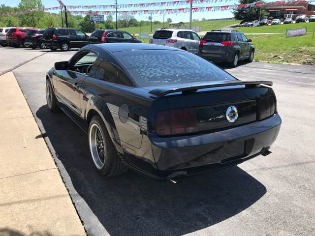2007 Ford Mustang GT Deluxe 2dr Coupe - Jackson MO