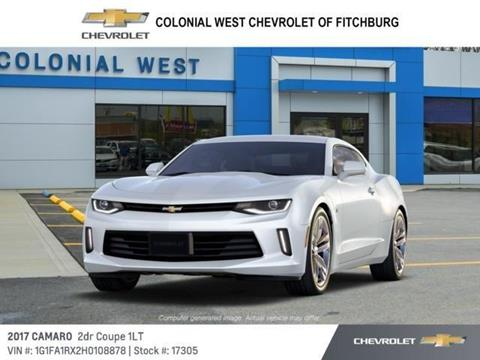 2017 Chevrolet Camaro for sale in Fitchburg, MA