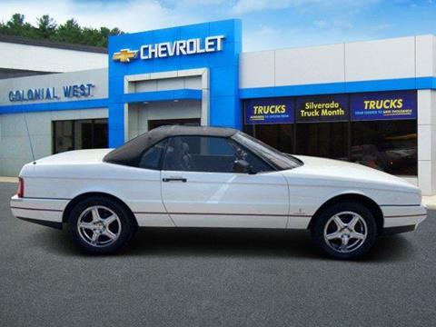 1990 Cadillac Allante for sale in Fitchburg, MA