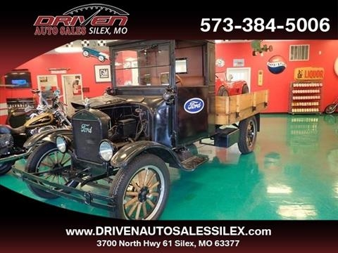 1923 Ford F-150 for sale in Silex, MO