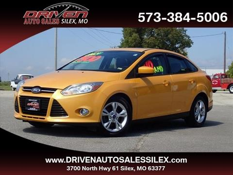 2012 Ford Focus for sale in Silex, MO