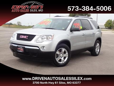 2012 GMC Acadia for sale in Silex, MO