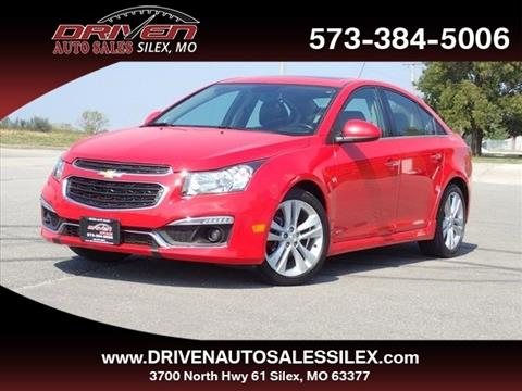 2015 Chevrolet Cruze for sale in Silex, MO