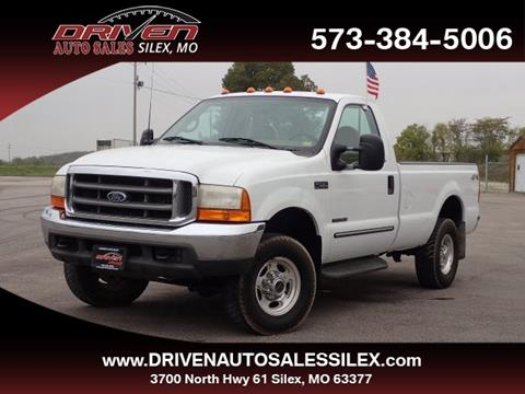 2000 Ford F-250 Super Duty for sale in Silex, MO