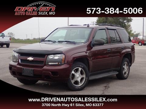 2007 Chevrolet TrailBlazer for sale in Silex, MO