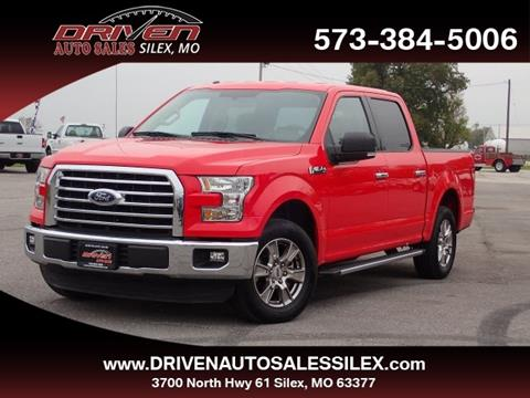 2015 Ford F-150 for sale in Silex, MO