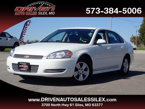 2015 Chevrolet Impala Limited for sale in Silex, MO