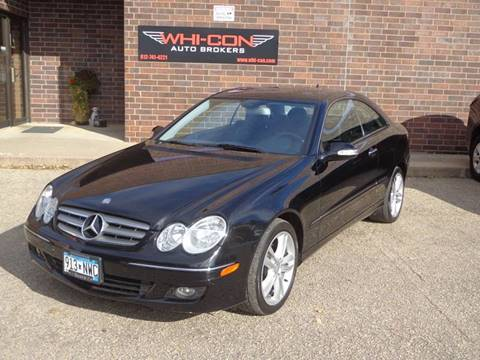 2007 Mercedes-Benz CLK for sale in Shakopee, MN