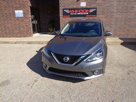 2016 Nissan Sentra for sale in Shakopee, MN