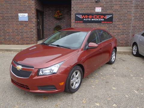 2013 Chevrolet Cruze for sale in Shakopee, MN