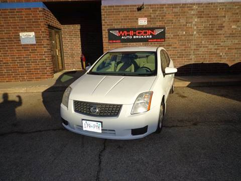2007 Nissan Sentra for sale in Shakopee, MN