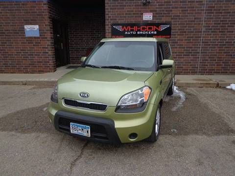2011 Kia Soul for sale in Shakopee, MN