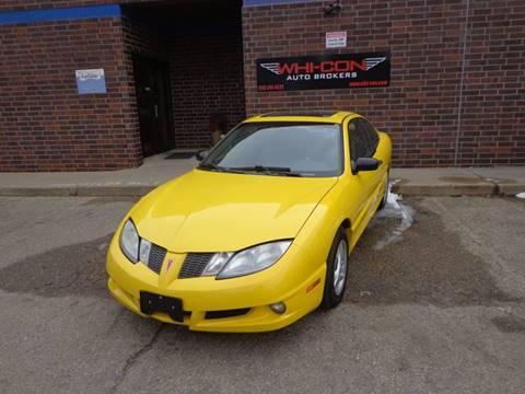 2004 Pontiac Sunfire for sale in Shakopee, MN