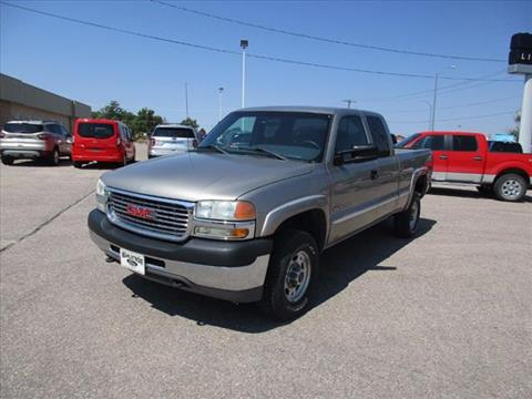 2001 GMC Sierra 2500HD for sale in Chadron, NE
