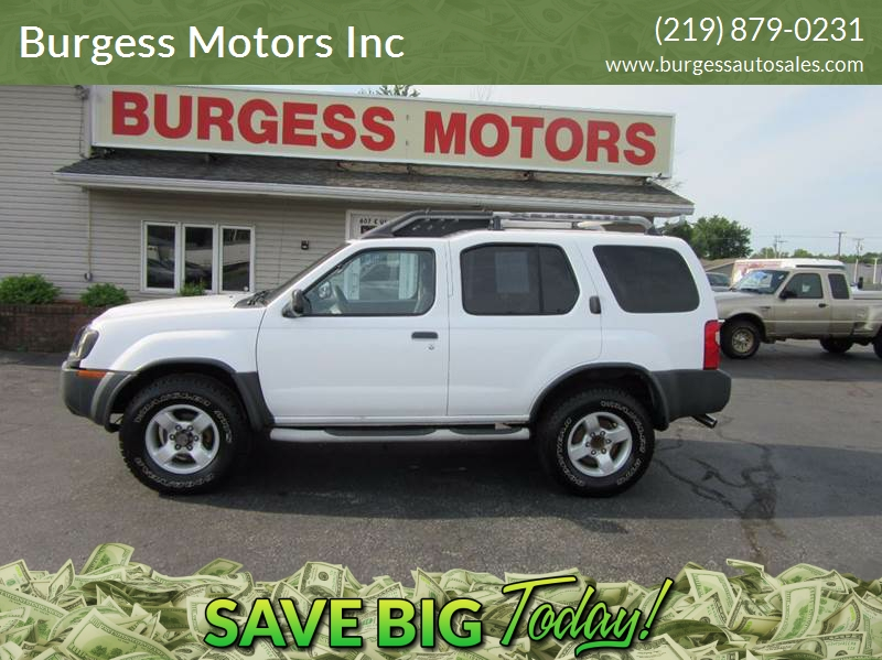 Marvelous 2004 Nissan Xterra XE 4 Wheel Drive   Clean And Smooth   Michigan City IN