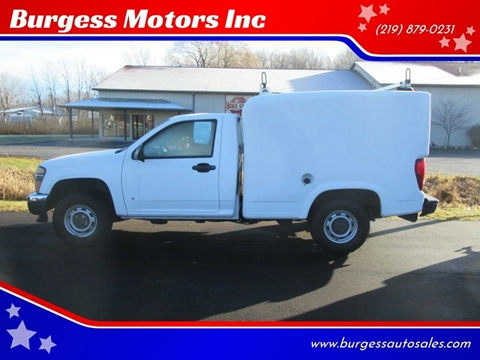 2008 GMC Canyon for sale in Michigan City, IN