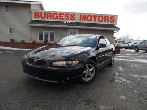 2000 Pontiac Grand Prix for sale in Michigan City, IN