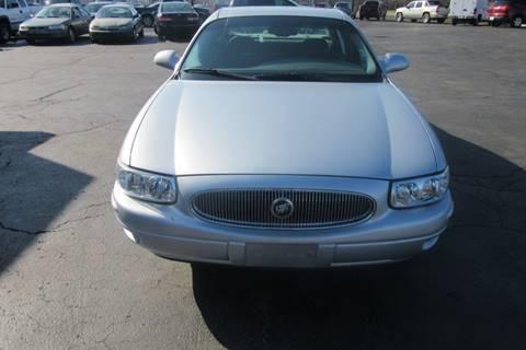 2001 Buick LeSabre Custom for sale at Burgess Motors Inc in Michigan City IN