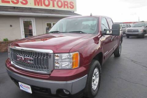 2008 GMC Sierra 1500 for sale at Burgess Motors Inc in Michigan City IN