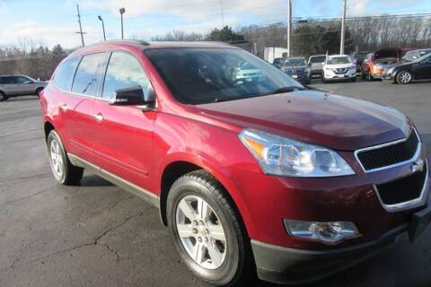 2011 Chevrolet Traverse for sale at Burgess Motors Inc in Michigan City IN