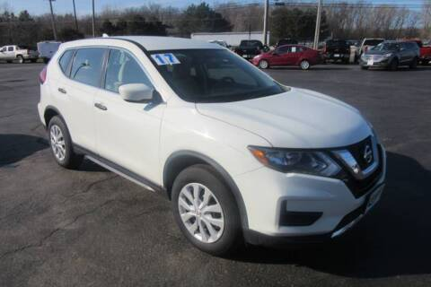 2017 Nissan Rogue for sale at Burgess Motors Inc in Michigan City IN