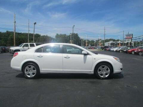 2009 Saturn Aura for sale at Burgess Motors Inc in Michigan City IN