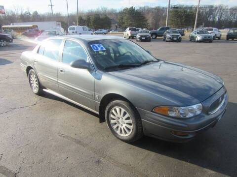 2005 Buick LeSabre for sale at Burgess Motors Inc in Michigan City IN