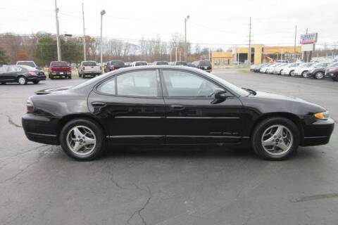 2002 Pontiac Grand Prix for sale at Burgess Motors Inc in Michigan City IN