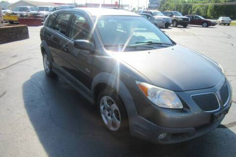 2006 Pontiac Vibe for sale at Burgess Motors Inc in Michigan City IN
