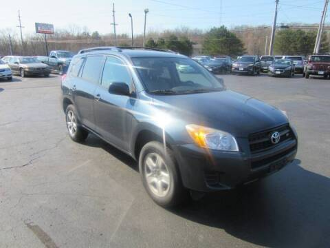 2010 Toyota RAV4 for sale at Burgess Motors Inc in Michigan City IN