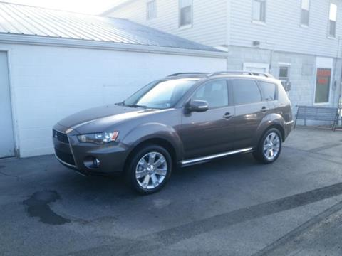 2010 Mitsubishi Outlander for sale in Lewistown, PA