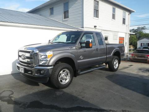 2011 Ford F-350 Super Duty ... & Ford Used Cars Pickup Trucks For Sale LEWISTOWN VICTORY AUTO markmcfarlin.com
