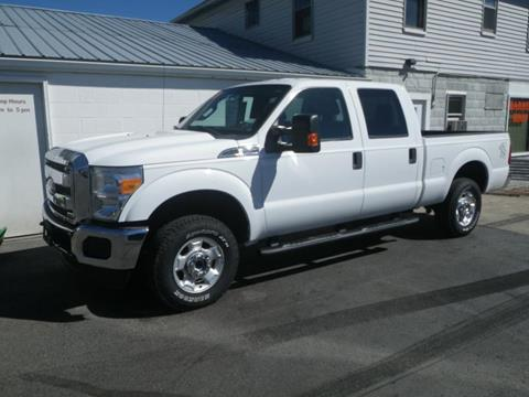 2011 Ford F-250 Super Duty for sale in Lewistown, PA