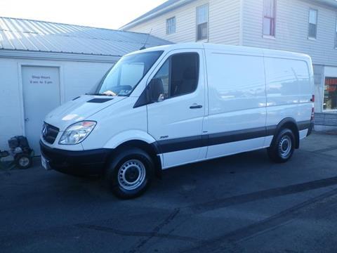 2012 Mercedes-Benz Sprinter Cargo for sale in Lewistown, PA