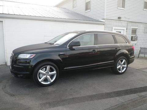 2011 Audi Q7 for sale in Lewistown, PA