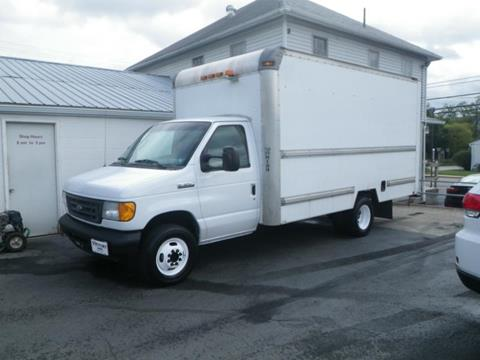 2007 Ford E-Series Cargo for sale in Lewistown, PA