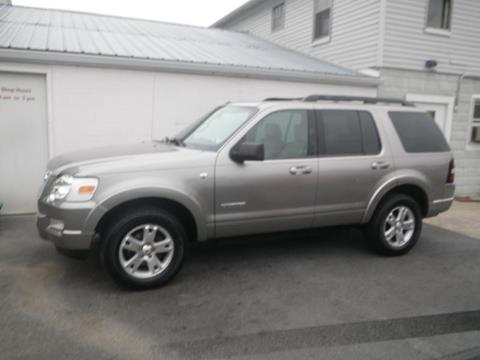 2008 Ford Explorer for sale in Lewistown, PA
