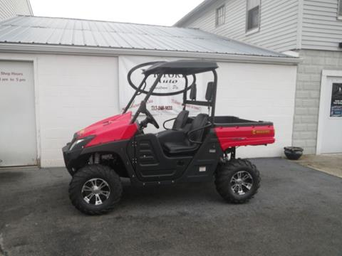 2017 Massimo MSU 850 for sale in Lewistown, PA