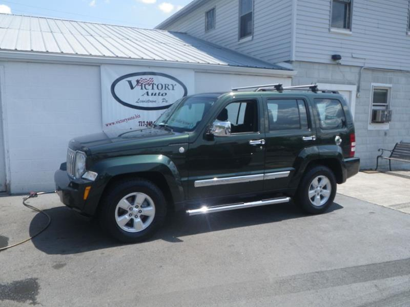 2010 Jeep Liberty For Sale At VICTORY AUTO In Lewistown PA