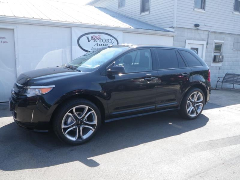 Ford Edge For Sale At Victory Auto In Lewistown Pa
