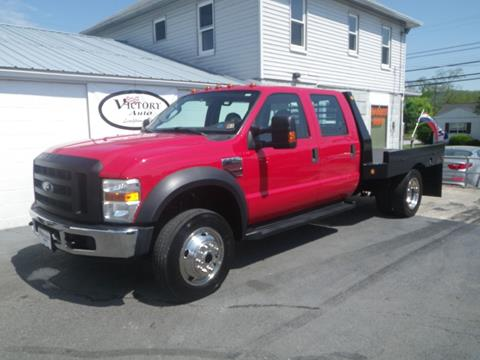2008 Ford F-550 Super Duty for sale in Lewistown, PA