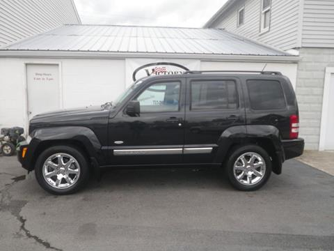 2012 Jeep Liberty for sale in Lewistown, PA