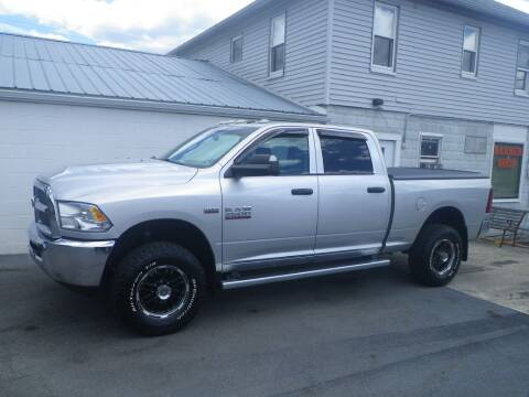 2013 RAM Ram Pickup 2500 for sale at VICTORY AUTO in Lewistown PA