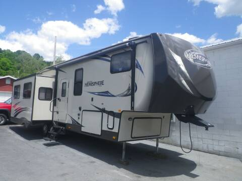 2014 Forest River SALEM HEMISPHER for sale at VICTORY AUTO in Lewistown PA